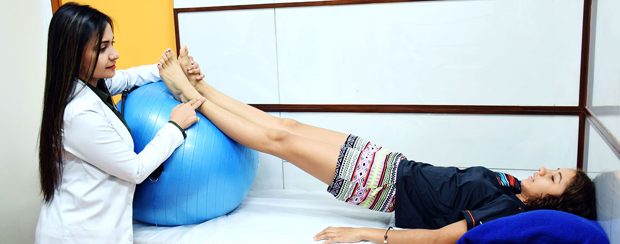 Dr. Sonal Kapoor Physiotherapy Clinic - Athlete Training