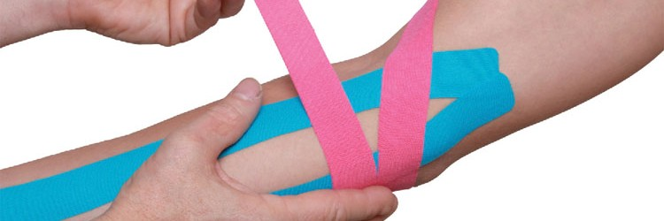 Dr Sonal Kapoor Physiotherapy Clinic - Kinesiology Taping